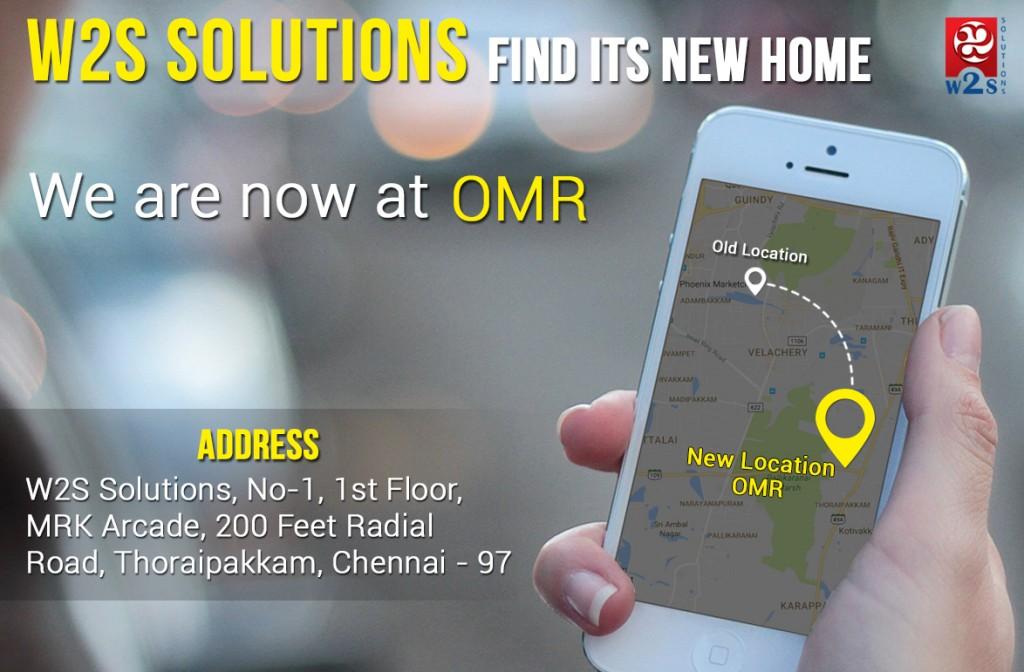 W2S Solutions, Thoraipakkam, OMR