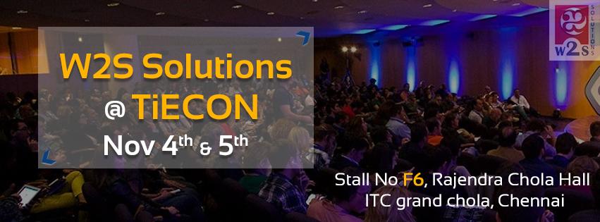 TiECON confereance