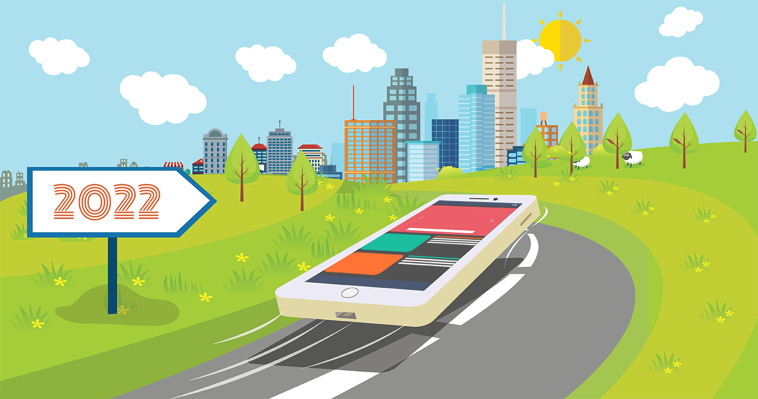 Mobile Application Development Trends to Watch Out for 2022 & Beyond!