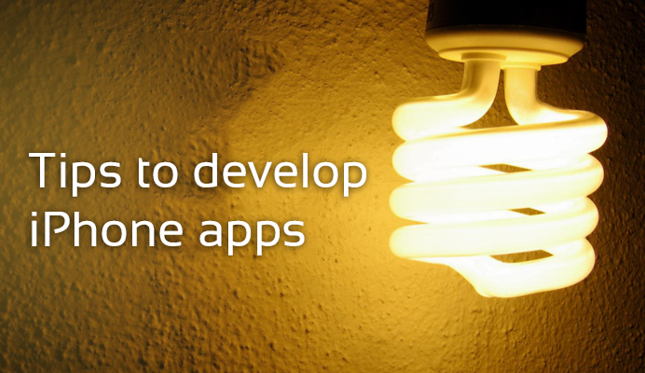 Top 5 Tips to Design & Develop iPhone Apps