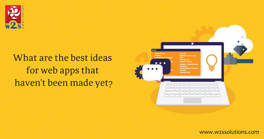What are the best ideas for web apps that haven't been made yet