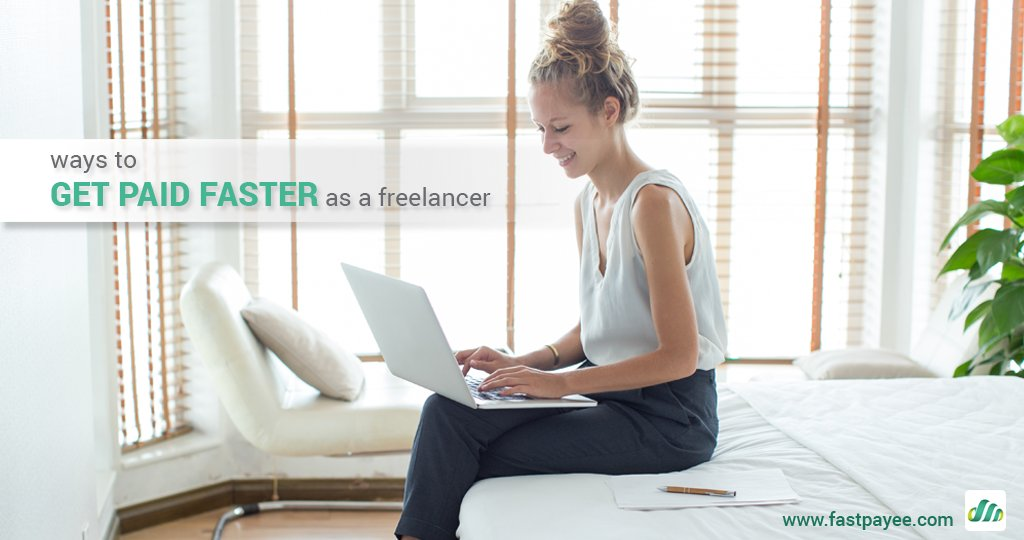 How to Get Paid Faster as a Freelancer