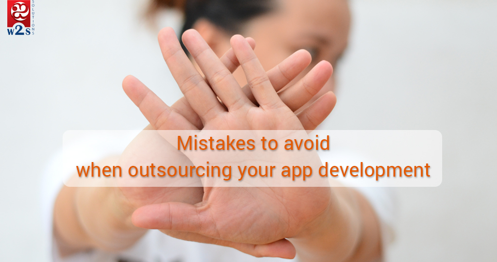 Mistakes to Avoid When Outsourcing Your App Development