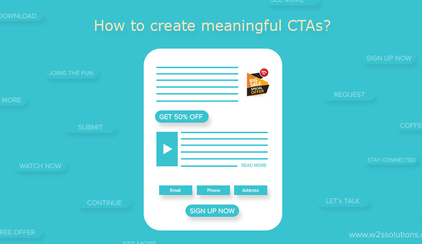 Website Redesign: How to Create Meaningful CTAs