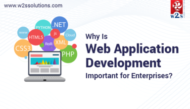 Why Is Web Application Development Important for Enterprises?