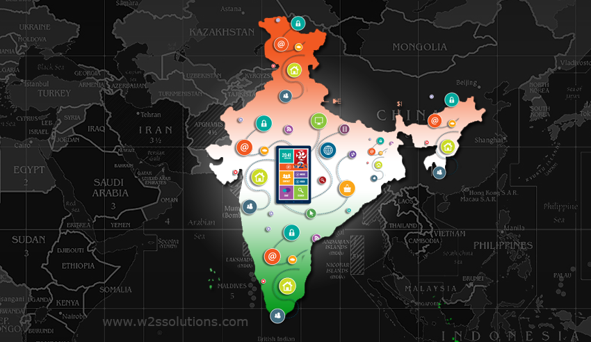 How India Developed as a Mobile App Market?