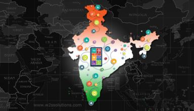 mobile app market india