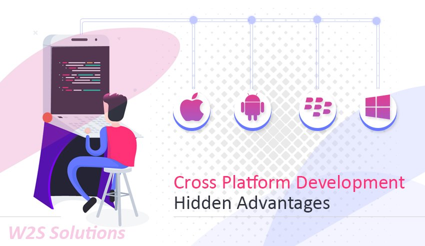 cross platform app development advantages