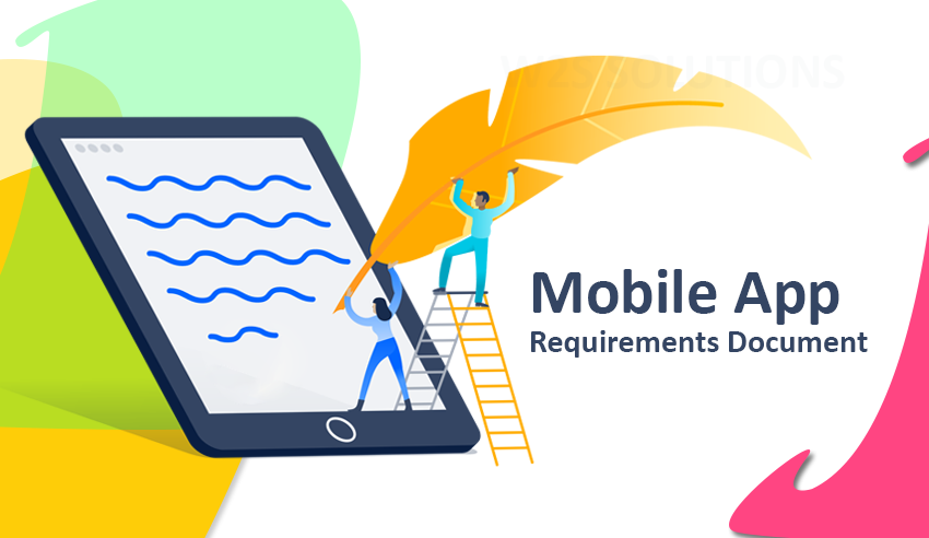 mobile app development requirement