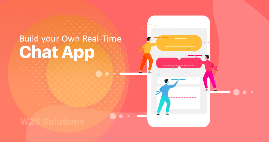 own chat app