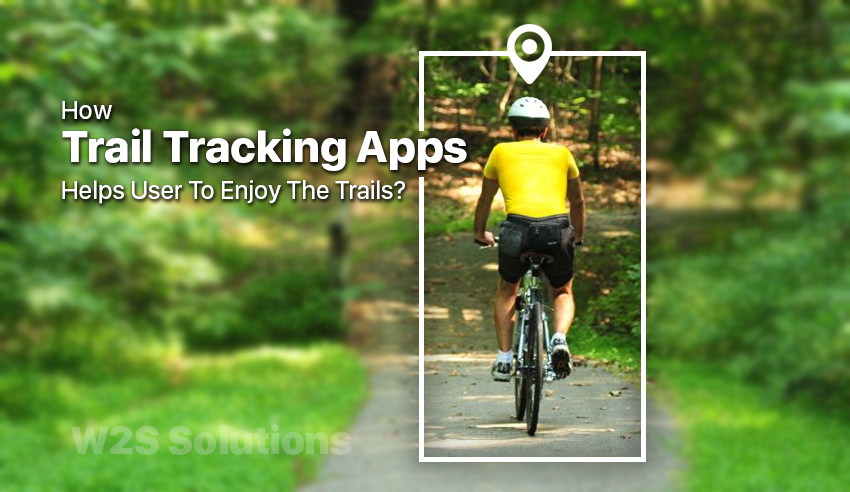 trail tracking app