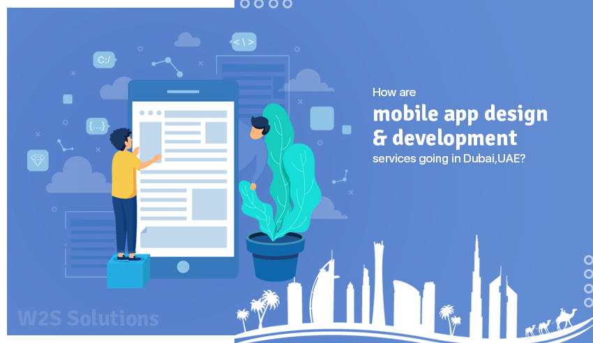mobile app development company dubai
