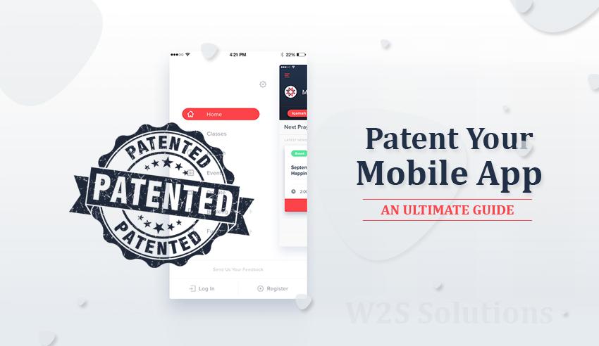 patent an app