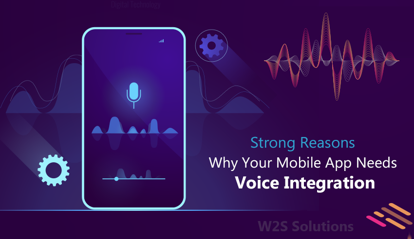 voice recognition app development