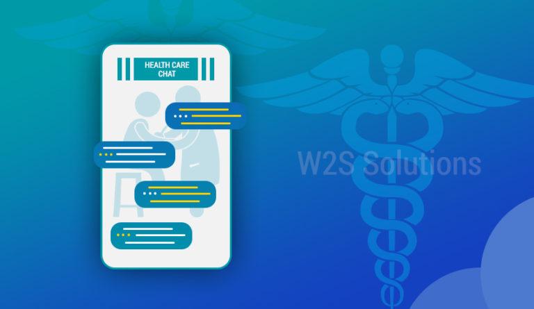 healthcare chat app development