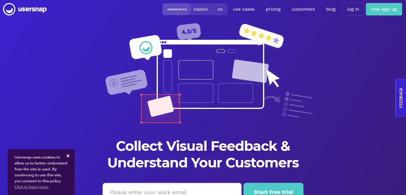 usersnap tool