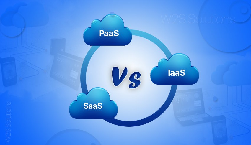 SaaS vs. PaaS vs. IaaS: What's The Difference and How To Choose?