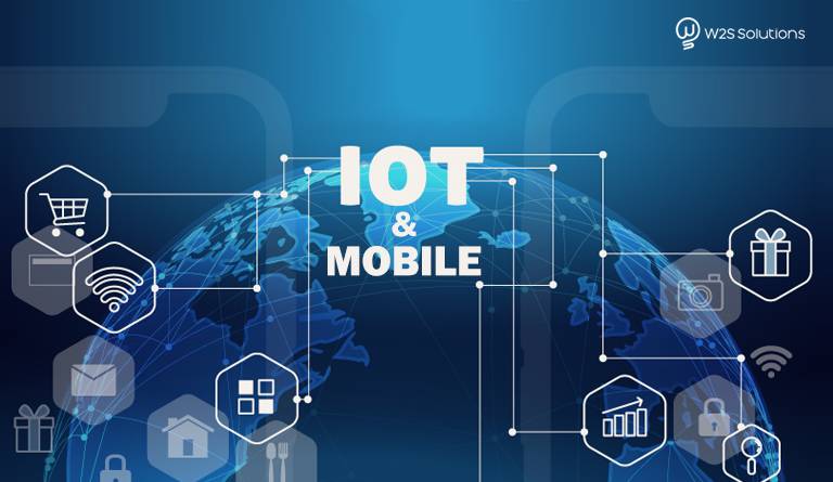 IoT and Mobile App Development: A Great Combination to Develop Your Business