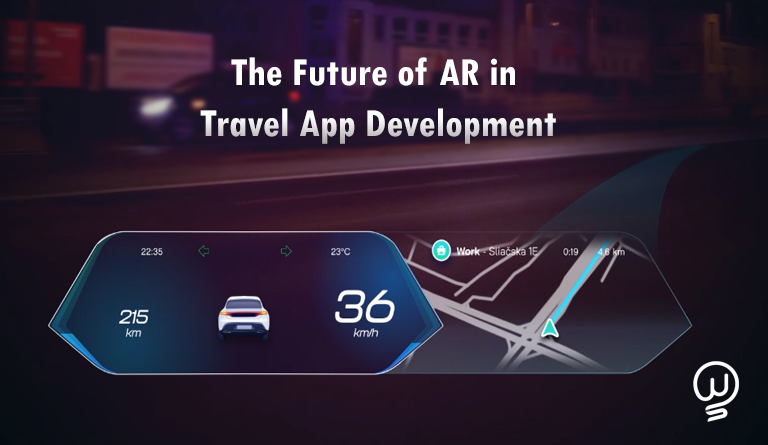 AR in Travel App Development