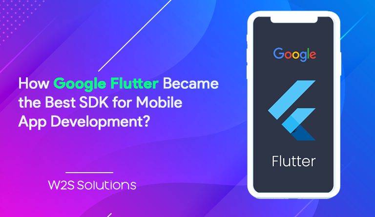 How Google Flutter Became the Best SDK for Mobile App Development?