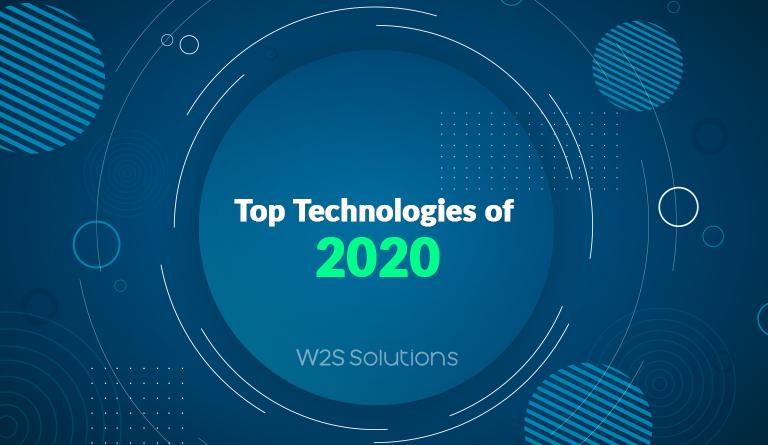top technologies of 2020