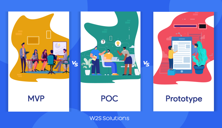 MVP vs Prototype Vs PoC: What's the Best Approach to Measure Product/Market Fit?