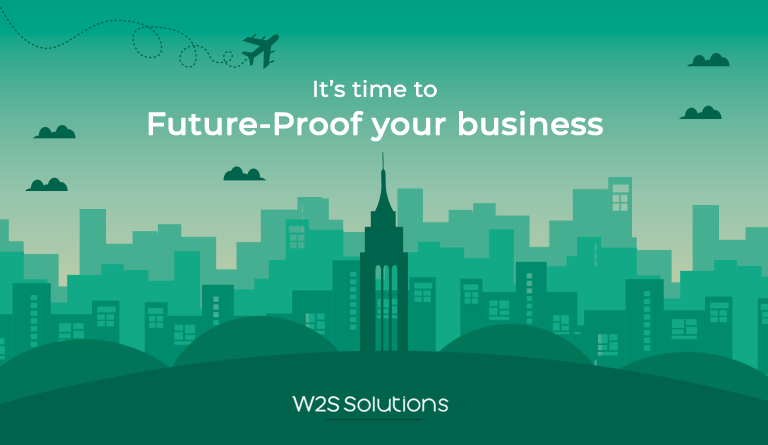 It's time to Future-Proof your business