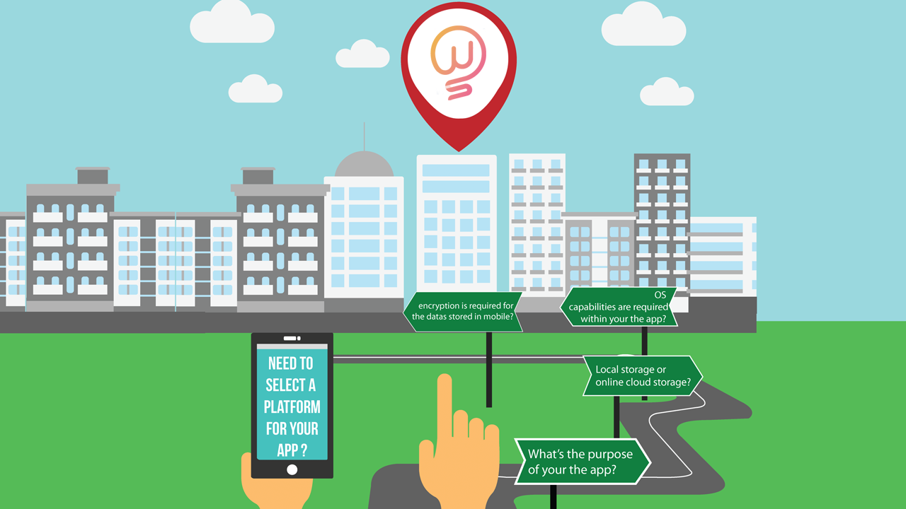 How to choose the best framework for mobile app development